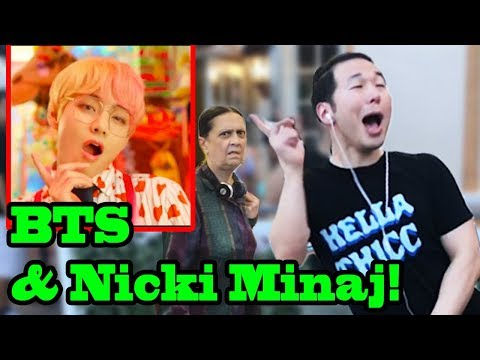 BTS x Nicki Minaj - IDOL - Kpop Dance in Public!!