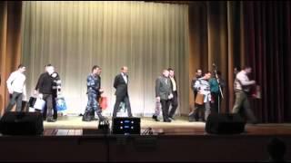 концерт поздравление Александра Ботева