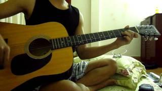 Wait Guitar cover by Tomoki