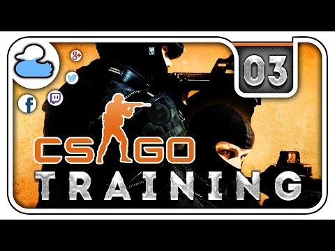 CS:GO - Training #3 - Aim-Training! Deathmatch! [Gameplay German Deutsch] [Let's Play]