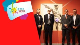 Lima 2019 - Perú postula a los Juegos Mundiales 2021