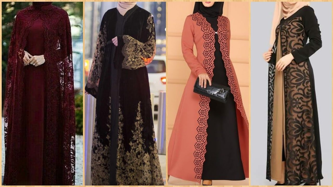 80+ Abaya Designs 2019/Abayas Designs Collections|Dubai Collection|Arabic Hijab Burka Fashion
