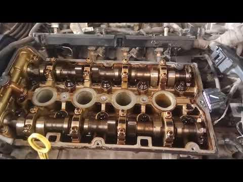 Chevrolet Cruze P0340 часть 3