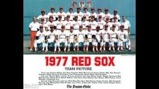 OOTP Baseball 18 1977 Boston Red Sox vs Oakland A