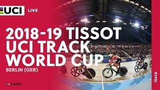 2018-2019 Tissot UCI Track World Cup – Berlin (DE)