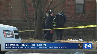 Man killed in shooting near Hamilton Heights neighborhood of North City