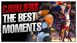 CLEVELAND CAVALIERS BEST MOMENTS & HIGHLIGHTS OF THE 2020 SEASON COMPILATION