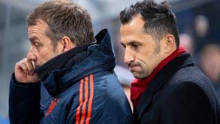 Weshalb Hansi Flick Bayern München verlassen will