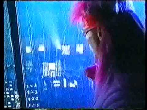 Pink Batts insulation 1987 commercial NZ  punk  80s dystopic scifi theme