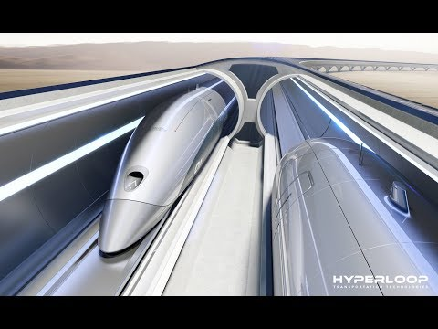 HyperloopTT Cleveland to Chicago - Unravel Travel TV