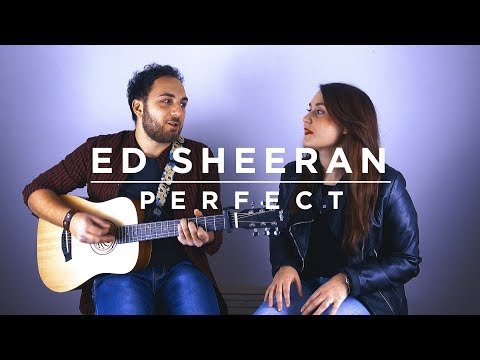 Ed Sheeran - Perfect Duet with Beyoncé (Cover by Niko & Sarah Albano)