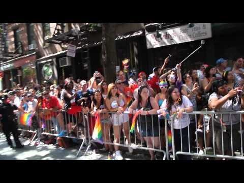 GAY PRIDE 2014 CARIBBEAN PARADE PART 6