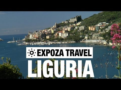 Liguria (Italy) Vacation Travel Video Guide