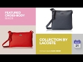 Collection By Lacoste Featured Cross-Body Bags