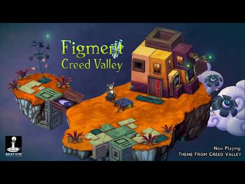 Figment, the beautiful, brain-bound puzzle game, is getting 'encore' DLC | PC Gamer