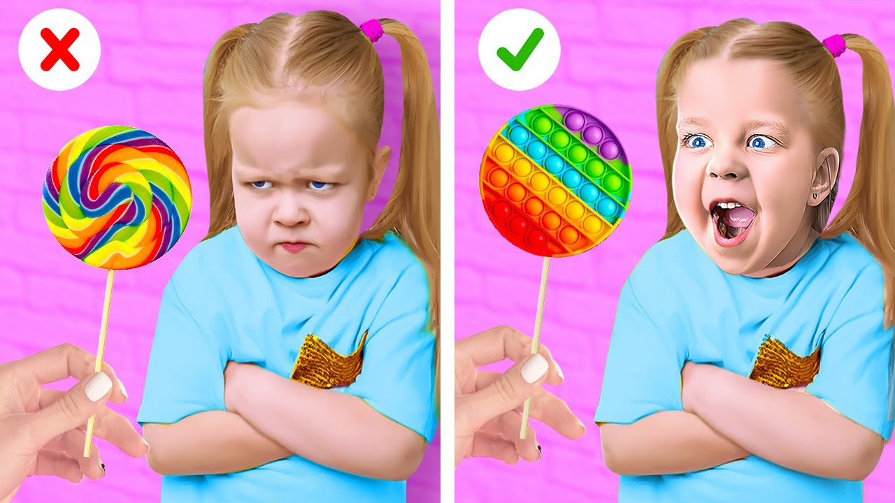 PARENTING IS FUN WITH THESE COOL HACKS AND CRAFTS