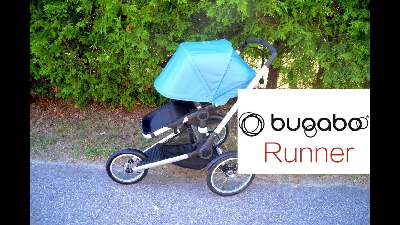 New Bugaboo Runner Jogging Stroller Review