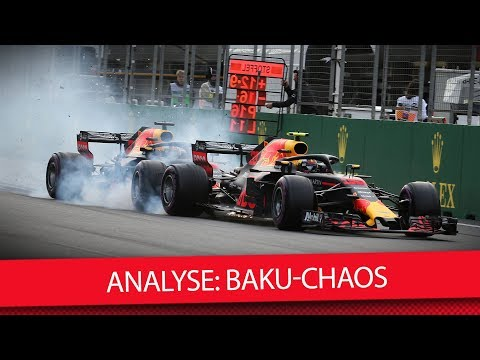 Formel 1 2018: So verlor Vettel den Sieg in Baku (Analyse)