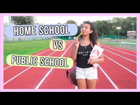 home schooling vs public schools