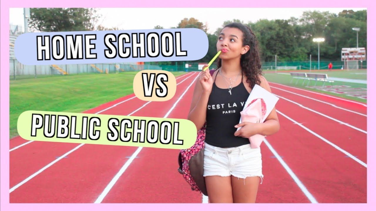 homeschooling vs public school Home school vs public school timetable and social skills are all things to consider before choosing whether to attend either public or home school although, public school does have much more of an advantage in all three factors as opposed to public school.
