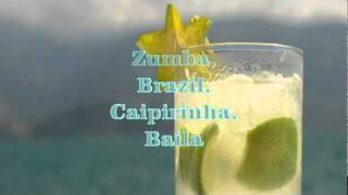 ♫ CAIPIRINHA ♪ (with lyrics) Zumba® Fitness ♫ Curves® Circuit