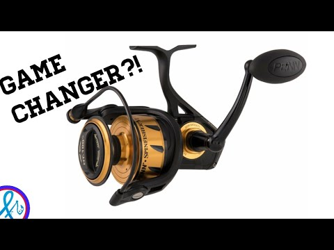 NEW Penn Spinfisher VI Lineup Icast 2018