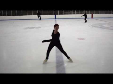 Linda Heins Figure Skating Audition