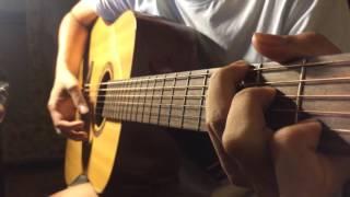 [Nhạc thiếu nhi] Ca ngợi tổ quốc - Guitar cover