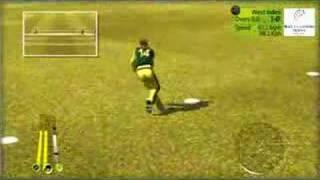 Brian Lara International Cricket 2007 (Xbox 360) trailer