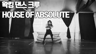 왁킹 댄스 크루 / House of Absolute