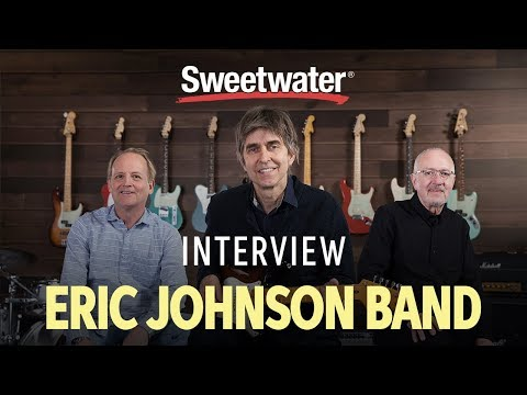 Eric Johnson Band Interview