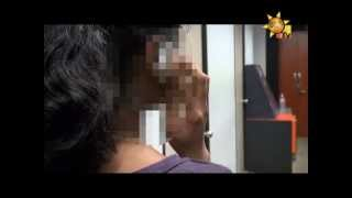 Hiru TV News CIA | Cameras Got Caught another Racketing | 2013-02-21
