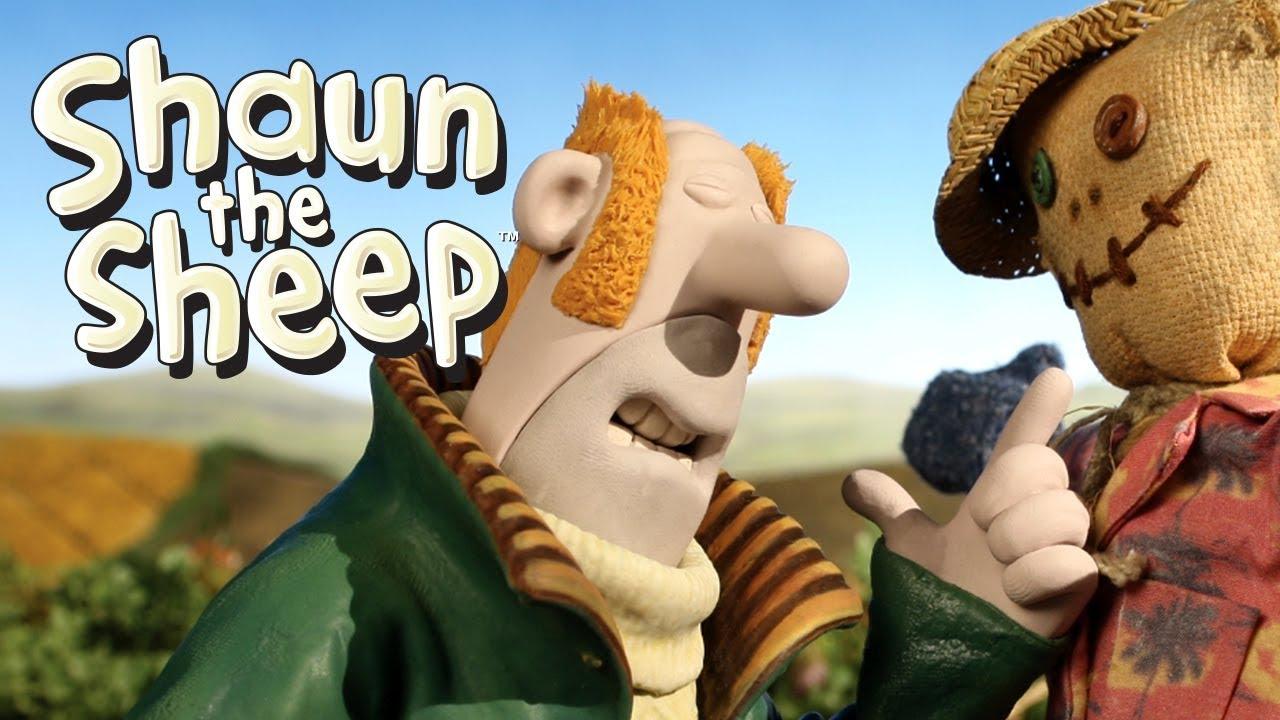 Eweve Been Framed - Shaun the Sheep