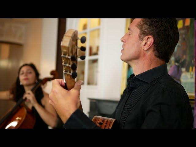 Astrig Siranossian et Emmanuel Rossfelder - Goyescas de Enrique Granados (Extrait)