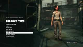 Max Payne 3 Local Justice pack DLC - all new skins on male and female + new weapon M4 gold version