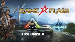 Game TV Schweiz - DLCs | Just Cause 4 | Go Retro! Portable