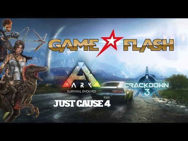 GAME FLASH: DLCs | Just Cause 4 | Go Retro! Portable