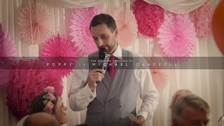 The Wedding of Poppy and Michael Chappell | 04 08 18 | Speeches