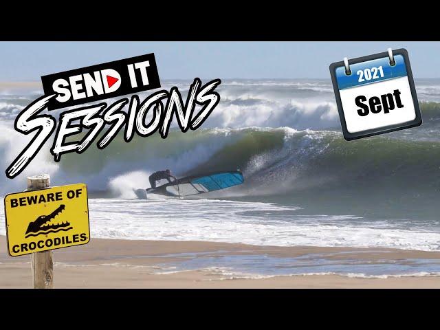 #7 – September – Send it Sessions