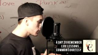 A Day to Remember - Life Lessons Learned The Hard Way (Vocal Cover)