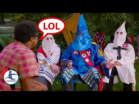 Watch the Stupid Belief of White Supremacy Destroyed in Under a Minute