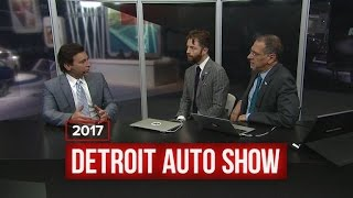 Ford CEO Mark Fields talks F-150 and more in Detroit