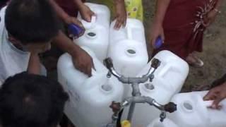 Drikkevandsanlæg fra Beredskabsstyrelsen