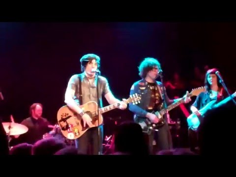 Jesse Malin with Ryan Adams and Catherine Popper- Downliner