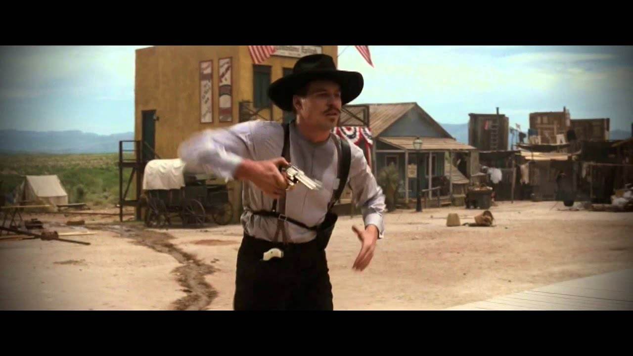tombstone 1993 theme song hd youtube
