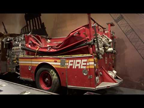 New York State Museum, 9/11 Exhibition...