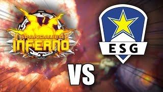 Boostcamp Showmatch: SPIN vs ESG