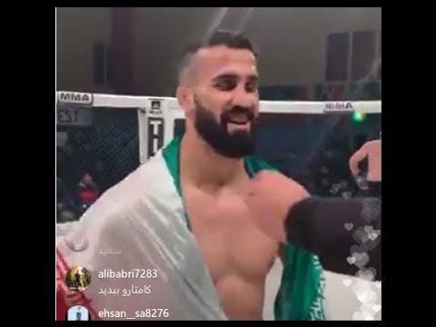 Iran VS Turkey In Georgia 2019 MMA Champions Full Match