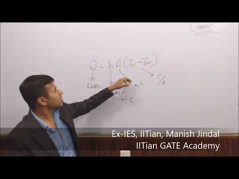 Convection, Heat Transfer, By Ex-IES, IITian, Manish Jindal