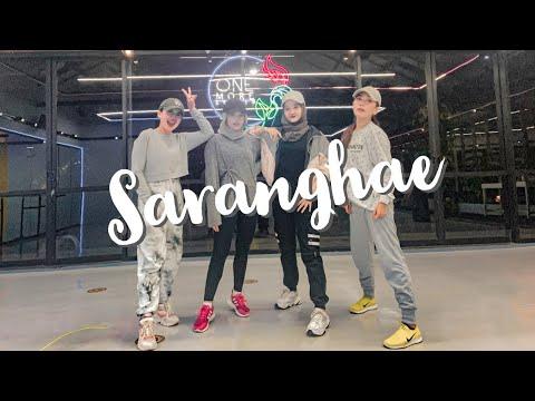 Saranghae Versi Tiktok Song   Zumba Gampang Bakar Lemak   Tik Tok Song Viral